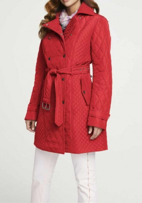Jacket, red