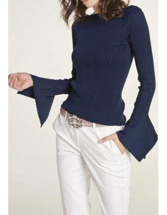 """Mėlynas megztinis """"Step"""""""