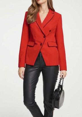 Blazer, red-black