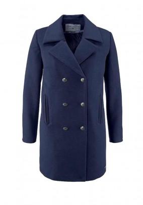 Short coat, navy