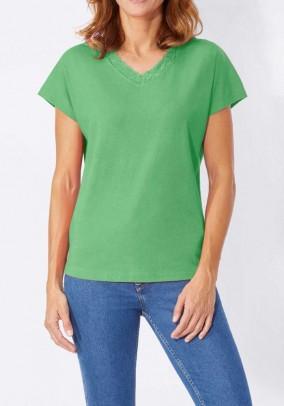 Žali Fair Lady marškinėliai