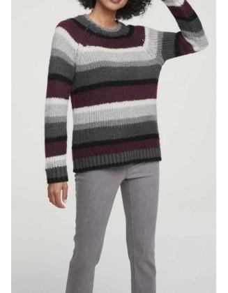 """Dryžuotas megztinis """"Gaby"""""""