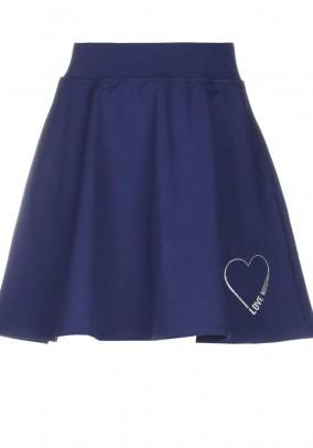 Skater skirt, blue