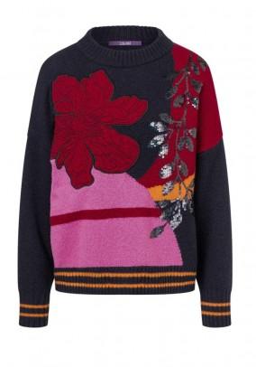 Premium klasės vilnonis Laurèl megztinis