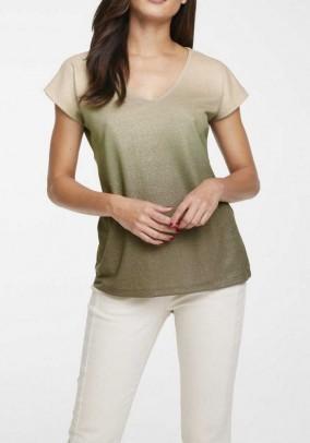 Shirt, beige-khaki