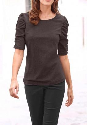 Jersey shirt, brown