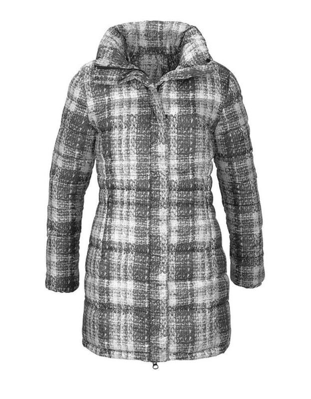 Pilkas BOYSENS paltas