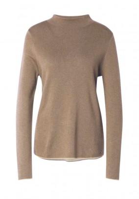 Sweater, beige blend