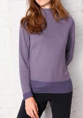 Comfort sweater, lavender