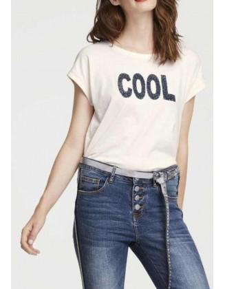 """Šviesūs marškinėliai """"Cool"""""""