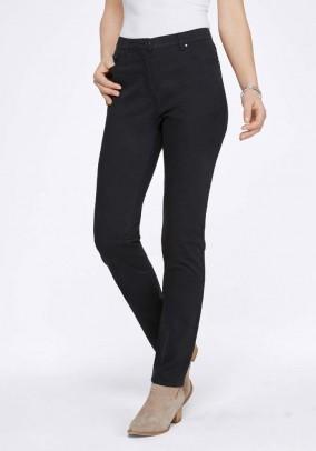 Didesnio dydžio juodi džinsai. Liko 52 dydis