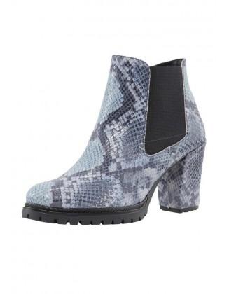 Mėlyni odiniai batai