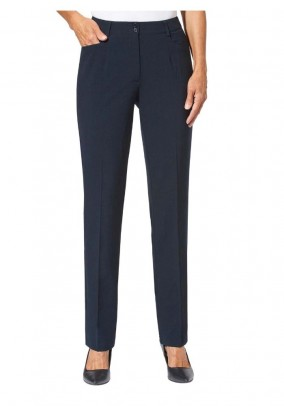 Trousers, navy