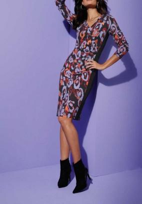 Margaspalvė MIMOSKA suknelė