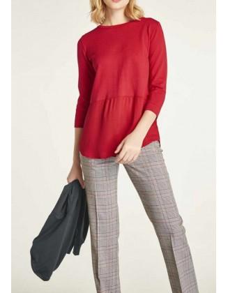 """Raudonas megztinis """"Redo"""""""