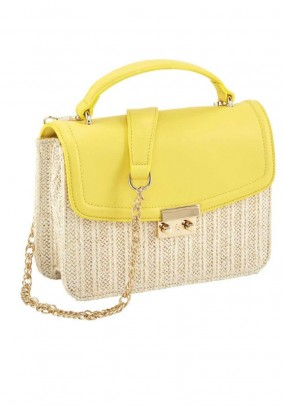Bag, yellow-sand