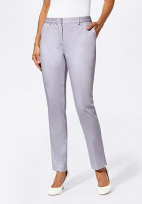 Trousers, lilac