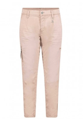 Cargo trousers, soft rose, 28 inch