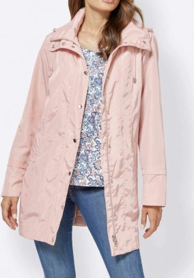 Outdoor jacket, rose
