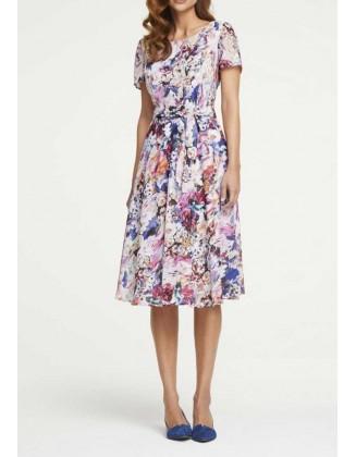 """Pastelinė suknelė """"Print"""""""