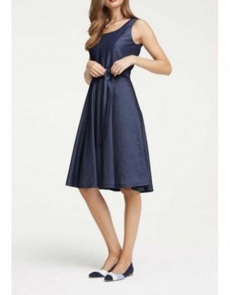 "Mėlyna suknelė ""Princess"""