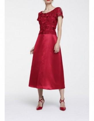 """Raudona suknelė """"Lady"""""""