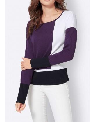 """Violetinis megztinis """"Sweet"""""""