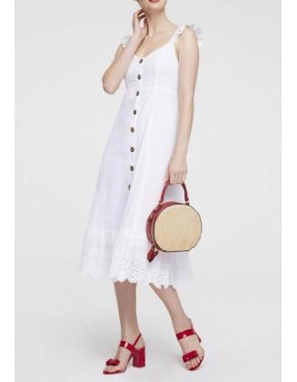 """Balta vasarinė suknelė """"Lace"""""""