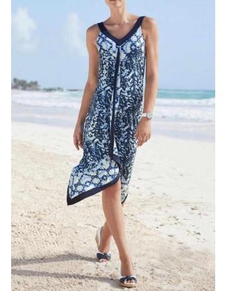 Marga paplūdimio suknelė