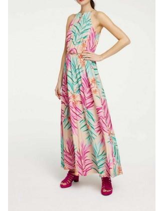 """Ilga vasarinė suknelė """"Pastel"""""""