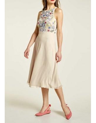 Elegantiška siuvinėta...