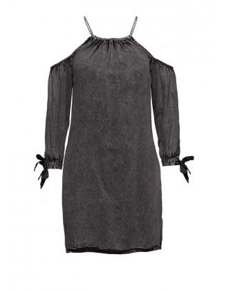 Juoda Superdry suknelė