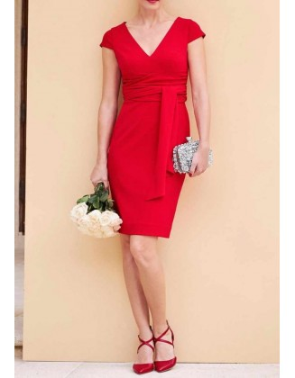 """Raudona suknelė """"Star"""""""