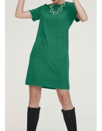 """Žalia suknelė """"Semi"""""""