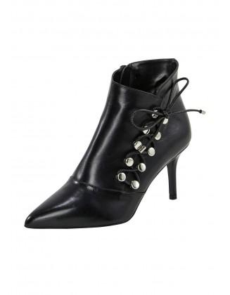 Odiniai juodi batai
