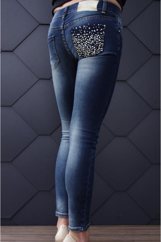 Dekoruoti džinsai