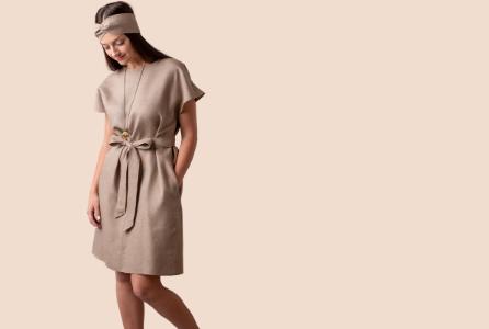 linines-sukneles