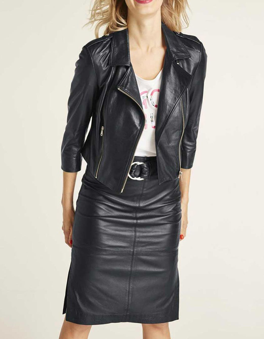 Naujausios odinių drabužių tendencijos